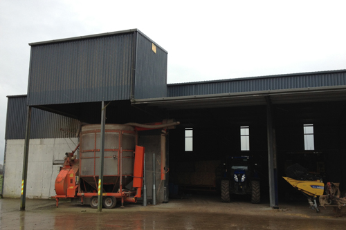 farm building supply and erection services